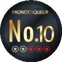 10èm du classement des pronostiqueurs