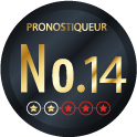 N°14 Du classement Meilleur Pronostiqueur
