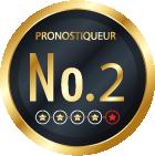 N°2 Pronostiqueur