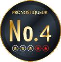 4ème du Classement des Meilleurs Pronostiqueurs
