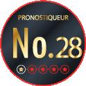 28ème Meilleur Pronostiqueur du classement
